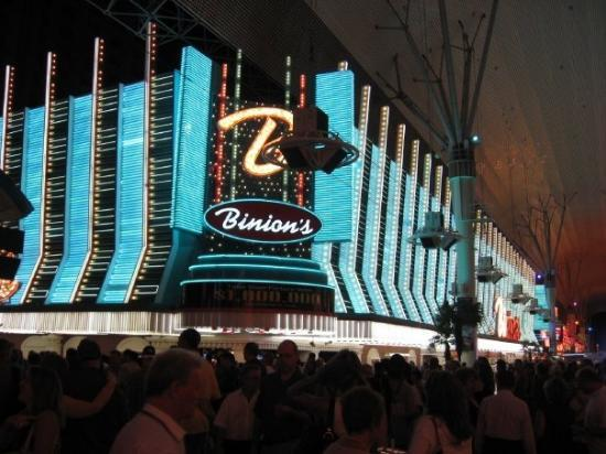 Binion's Horseshoe Hotel & Casino Las Vegas Photo
