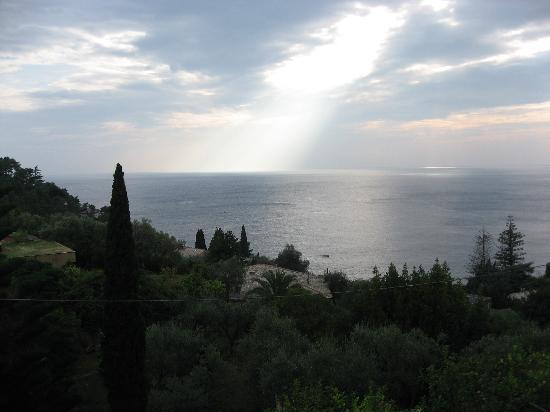 Hotel Villa Belvedere: View from the Hotel