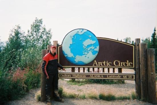 Arctic Circle Ak United States Picture Of Deadhorse