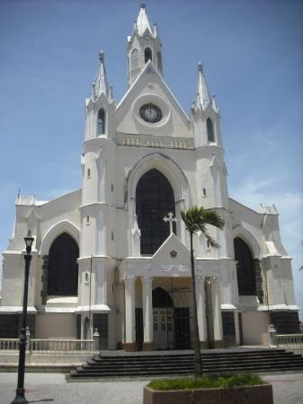 Heredia, Kostaryka: The church in San Rafael