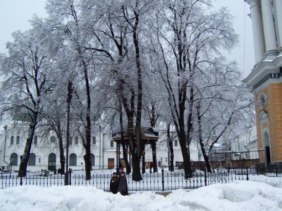 Kiev And Its Snow Picture Of Kiev Ukraine Tripadvisor