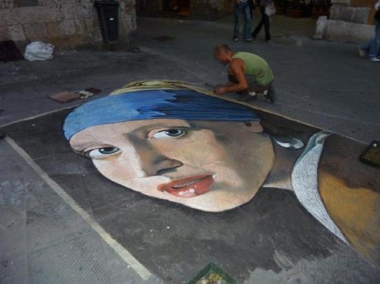 Torrita di Siena, Italia: Siena