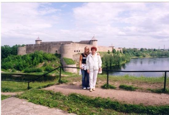 Narva, เอสโตเนีย: Russia behind us