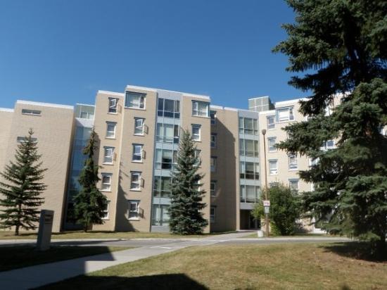 Cascade Hall at University of Calgary