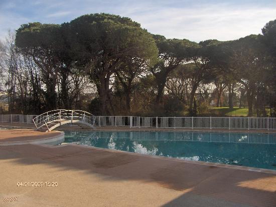 Mimoza Resort: piscina