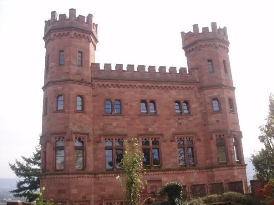 Castello di ortenberg foto di offenburg baden for Offenburg germania