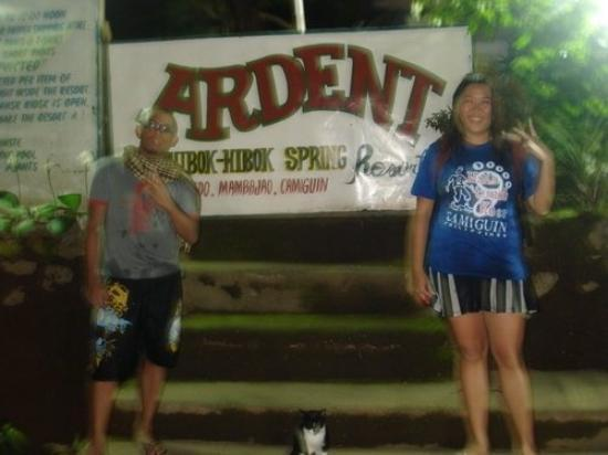 Ardent Hot Springs Photo