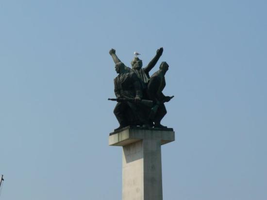 Spomenik Oslobodjenja Rijeke Ri Picture Of Rijeka Primorje