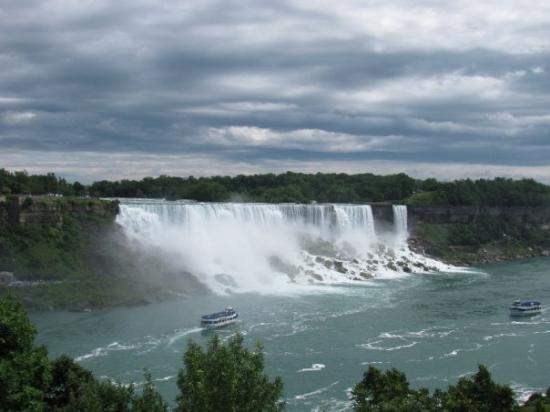 View From The Canadian Side Picture Of Niagara Falls New