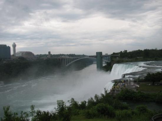 American Side Of Niagara Falls Picture Of Niagara Falls