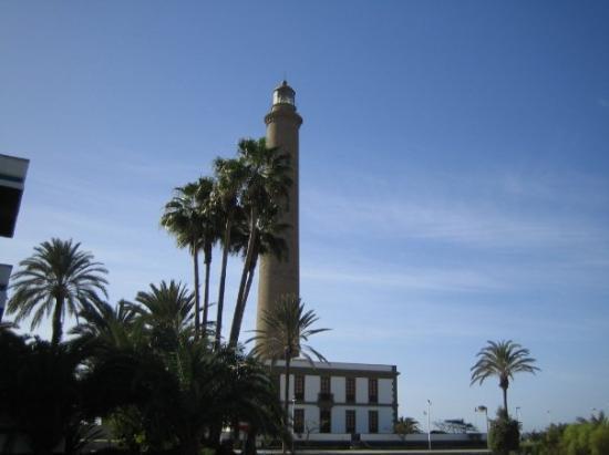 Faro de Maspalomas: Maspalomas Light house
