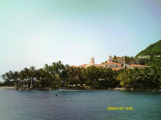 Grand Isla Navidad Resort: El Grand Bay Hotel