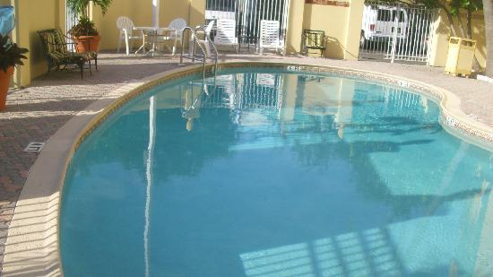 La Quinta Inn & Suites West Palm Beach Airport : pool