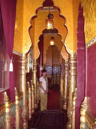 The Villas Bali Hotel & Spa: inside the Spa, amazing