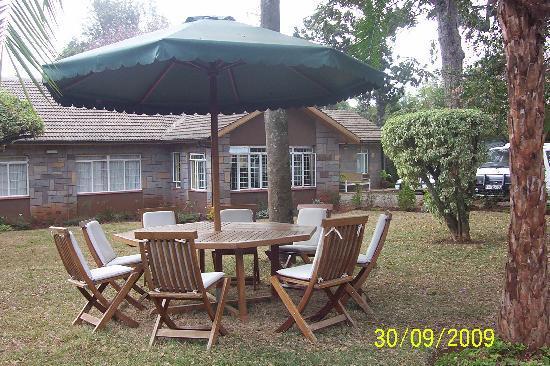 Sandavy Guest House - Kilimani: Garden