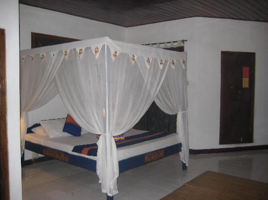 Hotel Puri Cendana: our superior room