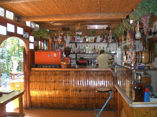 Oasi la Vigna B&B Restaurant : bar