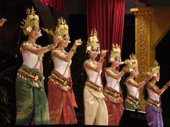 Lotus Lodge: The Kingdom of Cambodia