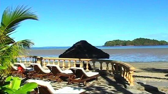 Nosy Be Hotel : accesso alla spiaggia