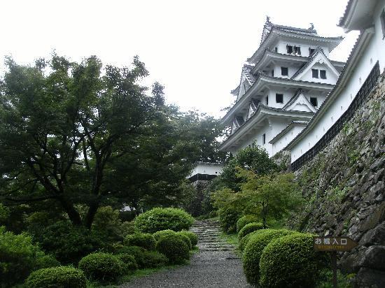 Gujo, Japan: 天守閣