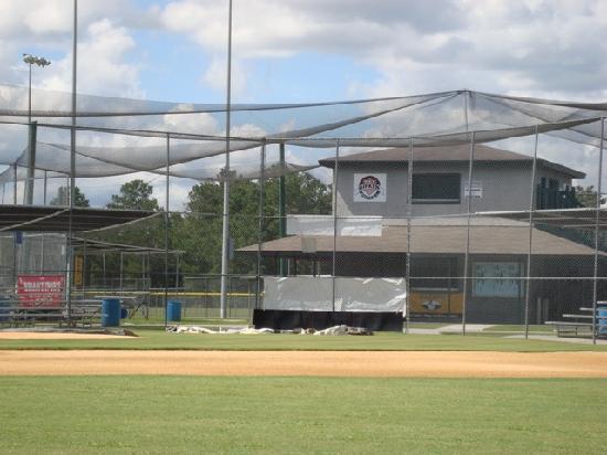 Beautiful Sports Complex in Lake City Florida