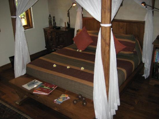 Villa Des Indes: Schlafzimmer