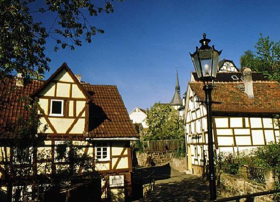 Wierschem, Alemania: marburg, germany