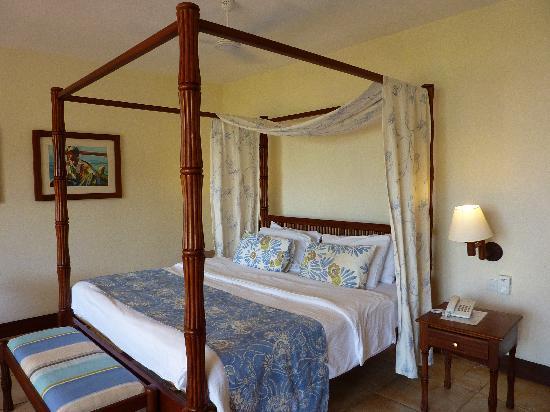 Baobab Beach Resort & Spa: Rooms at Maridadi