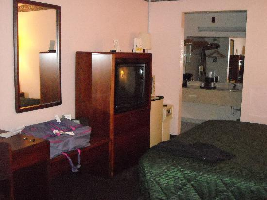America's Best Inns Altamonte Springs/Orlando: chambre