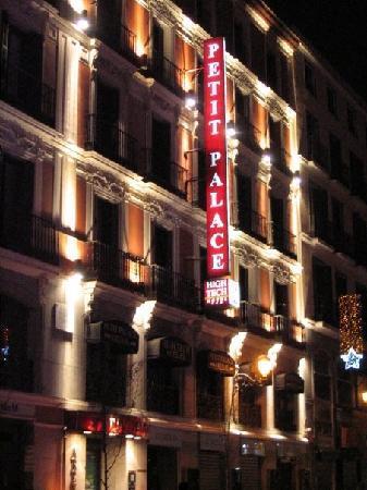 Petit Palace Opera : L'HOTEL