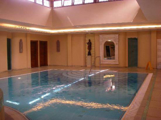 Hotel Botánico & The Oriental Spa Garden: Piscine intérieur du Spa