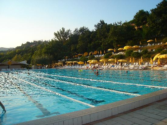 Poiano Resort Hotel: piscine