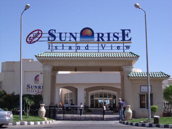Egypt Sunrise Island View Resort