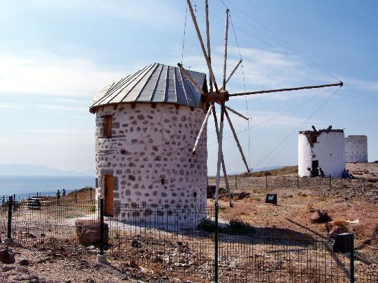 Parkim Ayaz Hotel: The Windmill on the hill