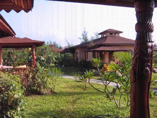 Crystal Bay Resort: I bungalow del Crystal Bay