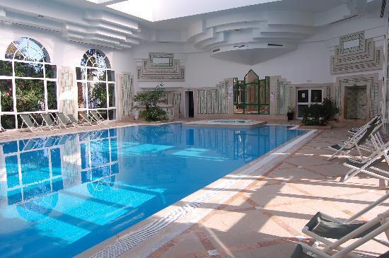 Yadis Hammamet : le piscine intérieure