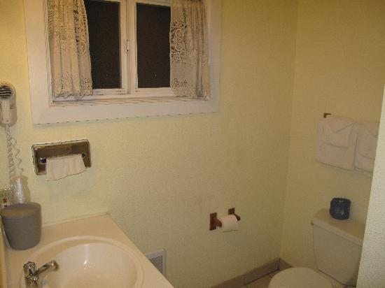 Pine Beach Inn: Bathroom