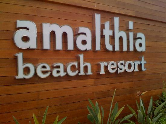 Atlantica Amalthia Beach Hotel: Entrance