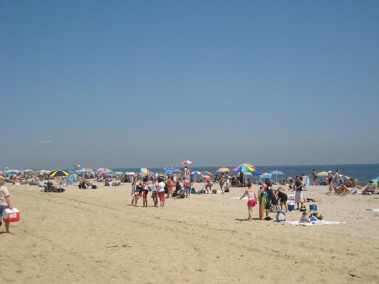Sandy Hook, NJ: Une grande plage accueillante
