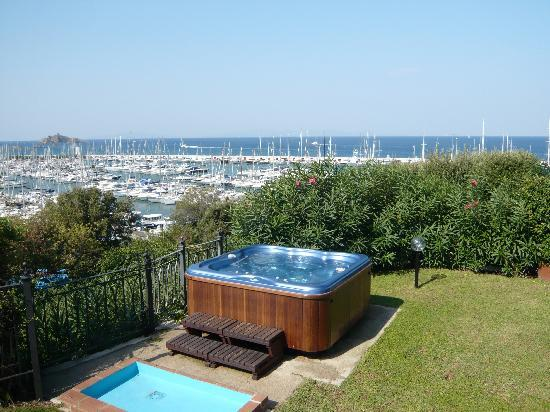 Jacuzzi De Jardin Belgique >> Punta Ala Italy Hotel Baglioni Cala Del Porto