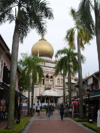 Singapore, Singapore: Quartiere arabo
