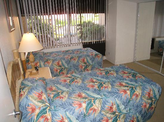 Kahana Villa Resort: Chambre secondaire