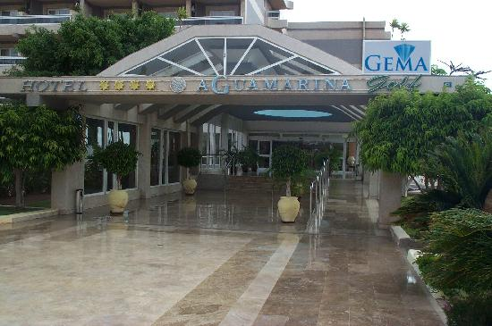 Golf del Sur: Aguamarina Golf Hotel
