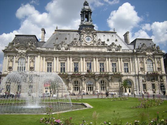 L 39 h tel de ville picture of tours loire valley - Piscine chambray les tours ...