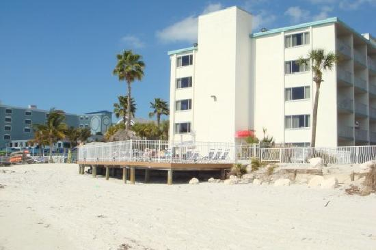 GulfView Hotel - On The Beach: Beach