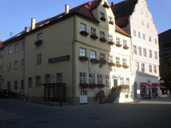 Kaiser Hotel Sonne: hotel