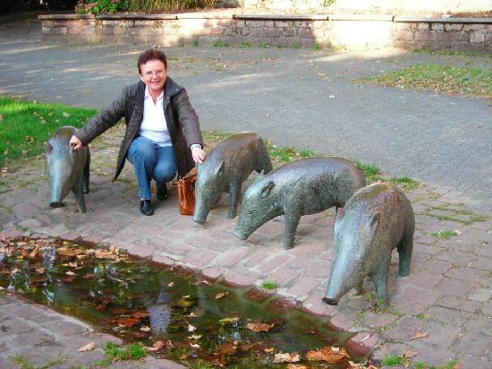 Hotel Neckarblick: Das Wahrzeichen der Stadt