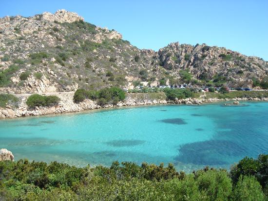 Maddalena Islands, Taliansko: la maddalena