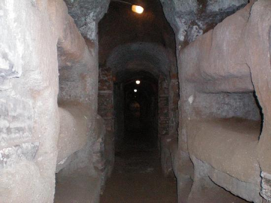 BBRome4U: catacombe