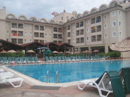 Julian Club Hotel: one of 3 pools